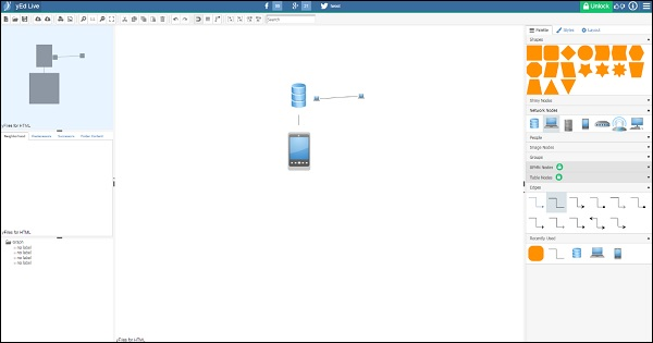 yed - Visio Free Software