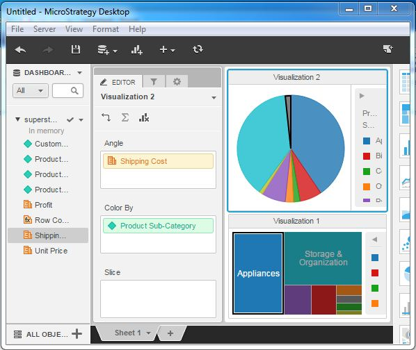 Create Dashboard 3