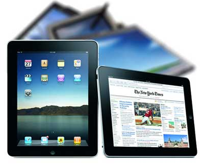 Tablet PC and I-Pads