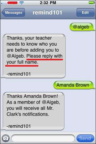SMS Spams