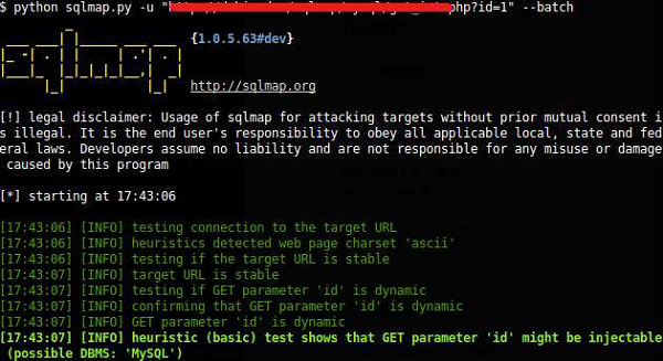 blind sql injection tutorial step by step pdf