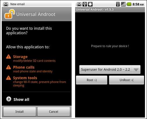 Mobile Security - Android Rooting