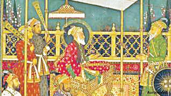 why mughal empire declined