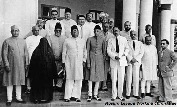 the rising of the muslim league The all india muslim league was formed by the muslim educational conference that was a part of the aligarh movement in its annual session of 1906 in.