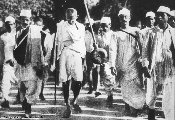 subhash chandra bose with gandhiji