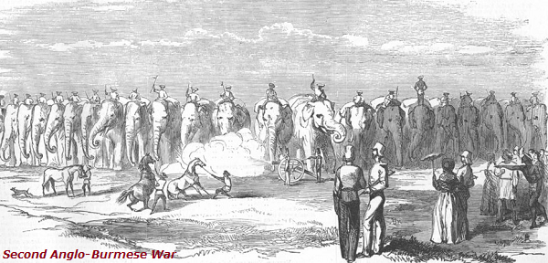 second anglo Burmese war