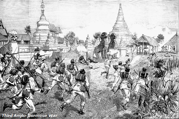Third Anglo Burmese War