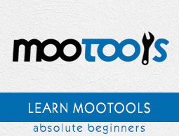 MooTools Tutorial