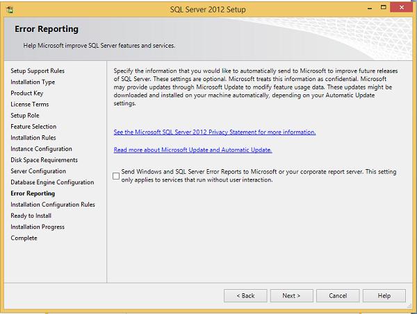 MS SQL Server - Installation - Tutorialspoint