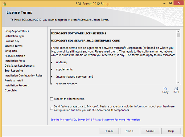 MS SQL Server - Installation - Tutorialspoint