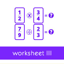 Introduction to fraction multiplication worksheets previous page ibookread