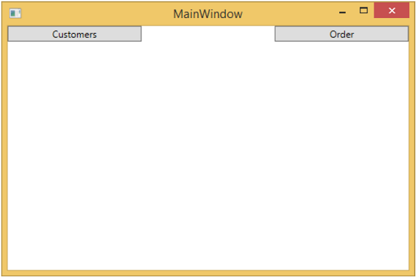 MVVM Events MainWindow1