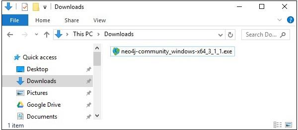 Community Windows