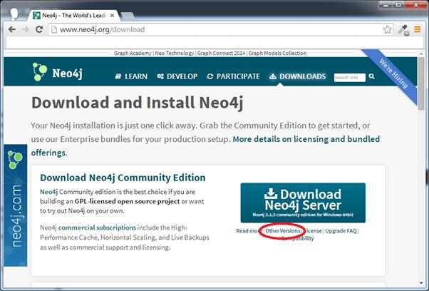 Neo4j Zip Environment Setup