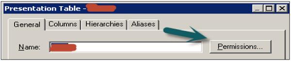 Permissions Dialog Box