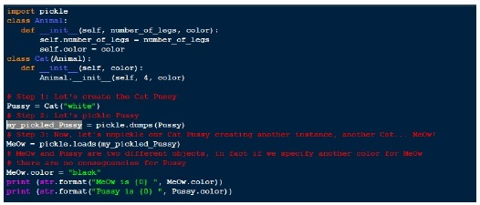 Object Oriented Python - Quick Guide - Tutorialspoint