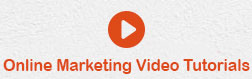 Online Marketing Video Tutorials
