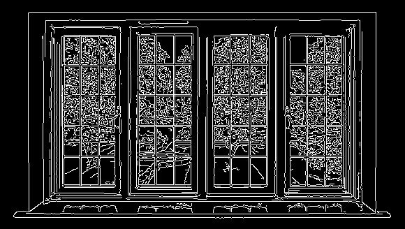 OpenCV - Canny Edge Detection - Tutorialspoint