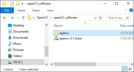 OpenCV - Quick Guide