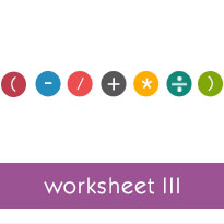 Order of operations with whole numbers worksheets previous page ibookread Download