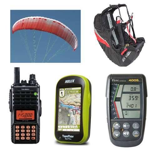 Paragliding - Equipment - Tutorialspoint