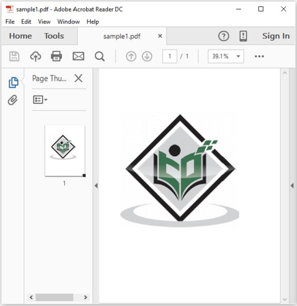 PDFBox - Merging Multiple PDF Documents - Tutorialspoint