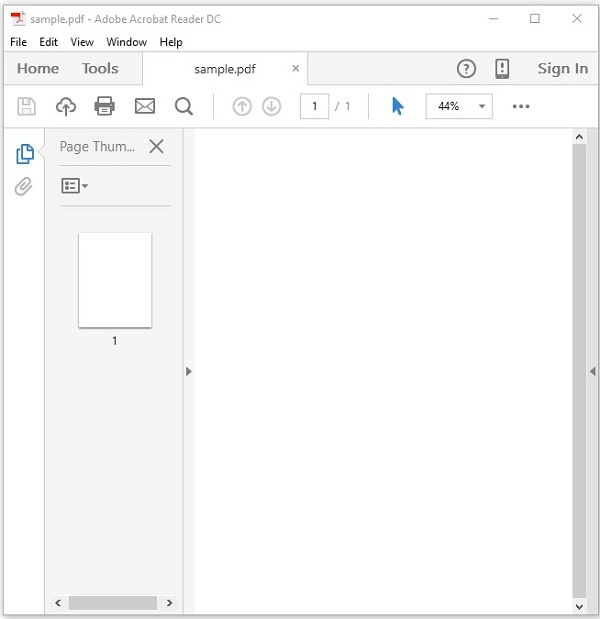 PDFBox - Loading a Document - Tutorialspoint