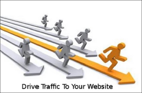 Drive Traffic Your Website