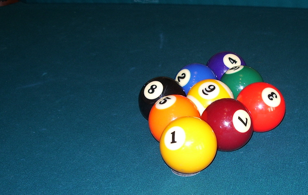 Nine Ball Pool