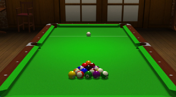 One Pocket Pool