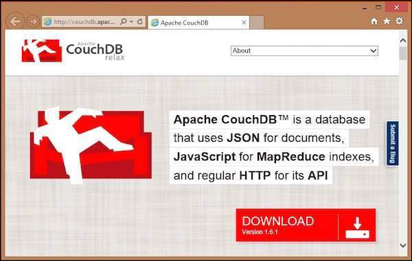 Download CouchDB