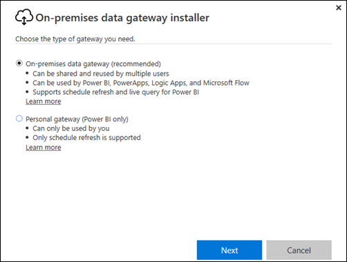 Download Gateways