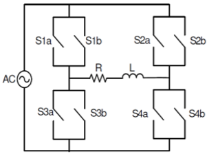 24 Advanced Dc Motor Control as well SAT Implementation In Direct Torque Control For Dynamic Response In Multi Level Inverter Induction Motor DRIVES furthermore How To Build Simplest Variable Power besides 101 200TrCcts additionally Electrical Symbols. on high voltage dc motor control circuit