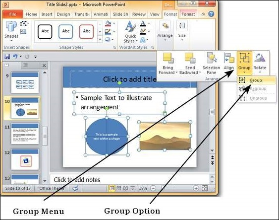 how to make your whole powerpoint be in one font