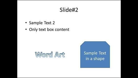 Presentation Views in Powerpoint 2010