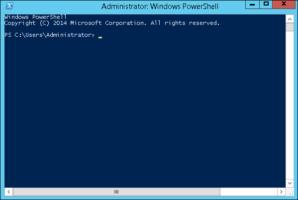 PowerShell Ready