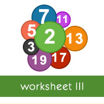 math worksheet : least common multiple of 3 numbers worksheets : Multiples Of 3 Worksheet