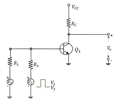 bidirectional sampling gates
