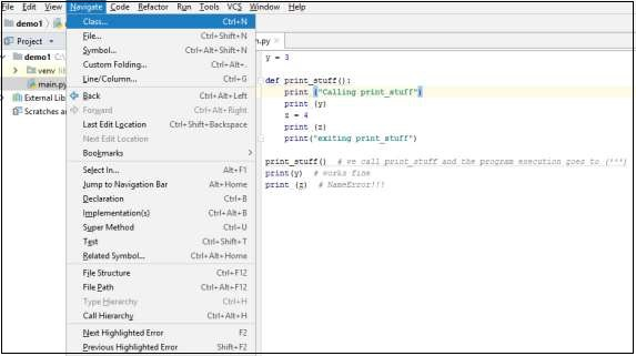 Pycharm - Quick Guide - Tutorialspoint