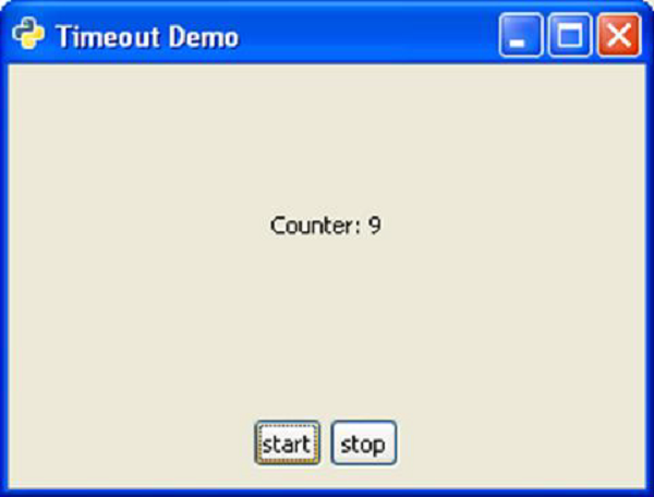 Timeout Demo