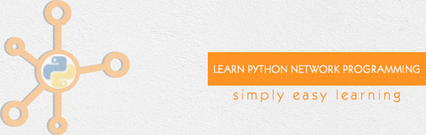 Python Network Programming Tutorial