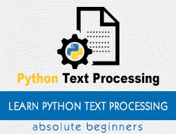 Python Text Processing Tutorial