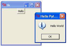 Python 3 - Tkinter Button - Tutorialspoint