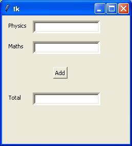 Python 3 - Tkinter place() Method