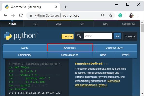 Python Data Access - Quick Guide - Tutorialspoint