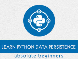 Python Data Persistence Tutorial