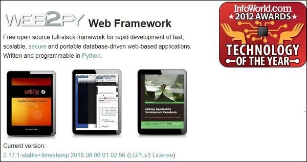 Python Web Development Libraries Quick Guide