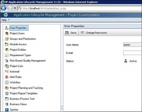 hp quality quick guide rh tutorialspoint com HP Quality Center Test Plan HP Quality Center Training