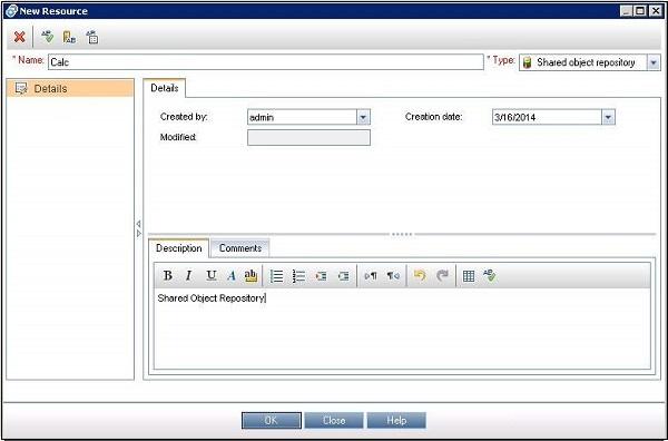 Quality Center - QC-QTP Integration