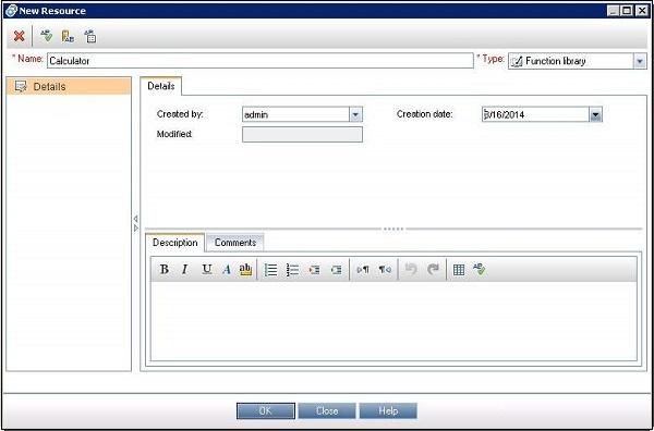 hp quality quick guide rh tutorialspoint com HP Quality Center Explorer HP ALM
